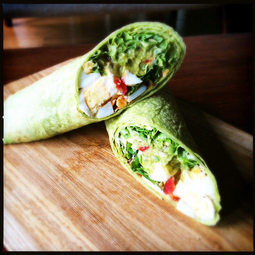 egg salad wrap 2