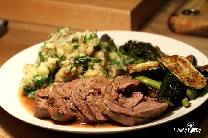 lamb roast hero