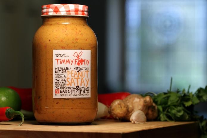 timmy foody Satay Sauce Jar_LR